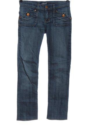 Rock & Republic Straight Leg Jeans blue casual look