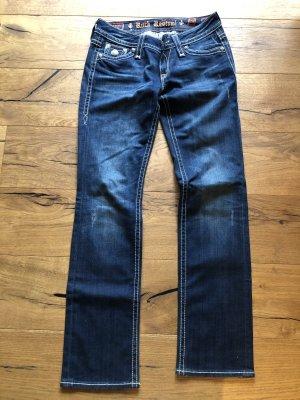 Rock Revival Boot Cut Jeans blue