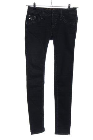 Rock Revival Skinny Jeans schwarz Casual-Look