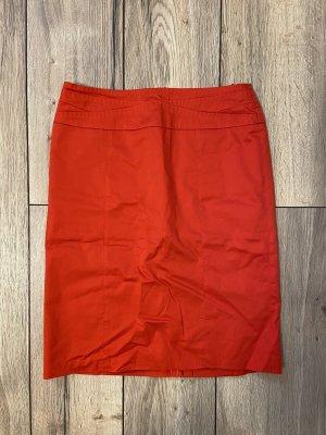 Betty Barclay Spódnica midi czerwony