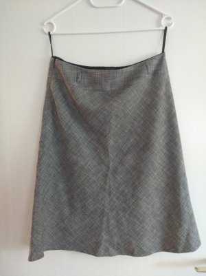 s.Oliver Tweed Skirt light grey