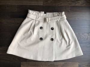 Cargo Skirt cream