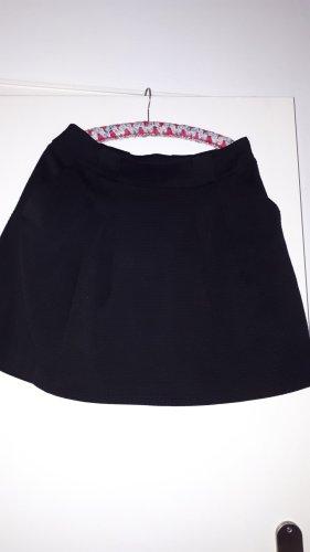 HM Flared Skirt black