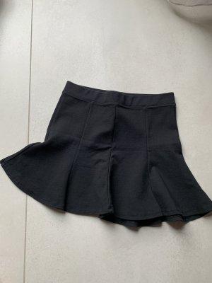Zara Trafaluc Tulip Skirt black
