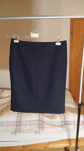 Essentials oui Spódnica w kształcie tulipana czarny Bawełna