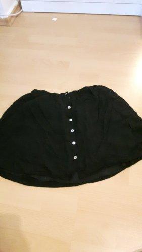 Reserved Mini rok zwart