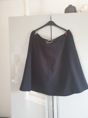 Biaggini Rozkloszowana spódnica czarny