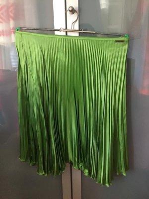 Fornarina Jupe plissée vert