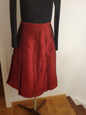 Armand Ventilo Minifalda rojo frambuesa