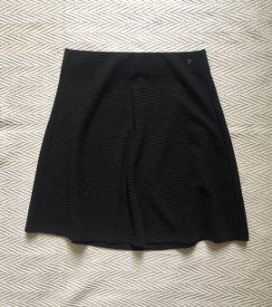 Rock, Skater Skirt von Tom Tailor, Größe S, schwarz