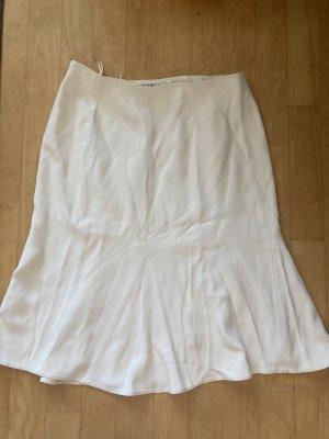 Marella Flared Skirt white-natural white