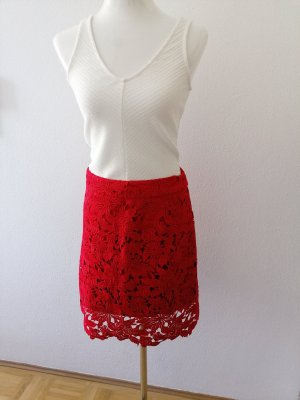 Orsay Lace Skirt multicolored