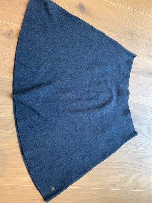 Tom Tailor Denim Jupe tricotée gris anthracite