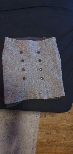Tommy Hilfiger Wool Skirt grey