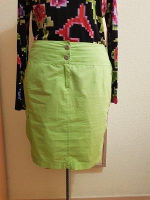 Apriori Midi Skirt multicolored cotton