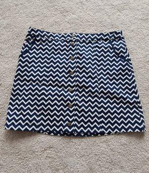 Blutsgeschwister Miniskirt blue