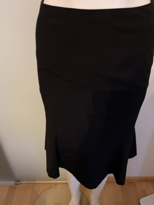 Comma Godet Skirt black