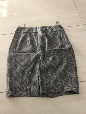 ae elegance Pencil Skirt grey-black