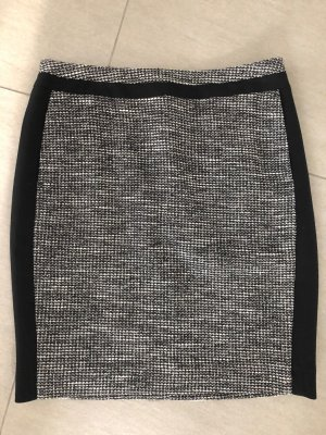 Esprit Knitted Skirt black-white
