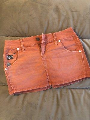 G-Star Jupe en jeans orange