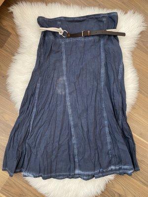 Gerry Weber Crash Skirt dark blue