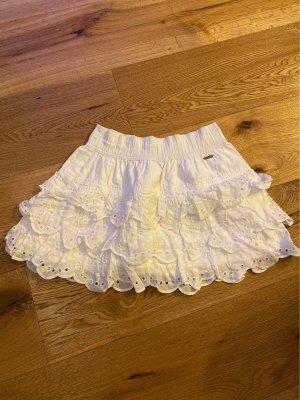 Hollister Minigonna bianco