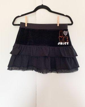 Rock von Juicy Couture wie XS S Schwarz