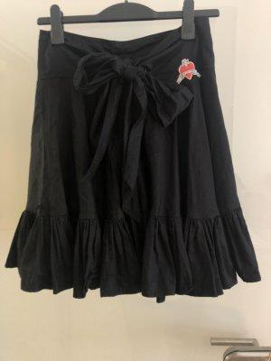 Lena Hoschek Flounce Skirt black