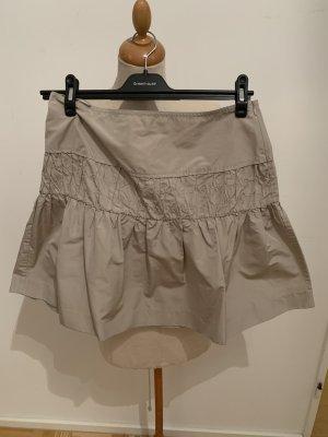 Miu Miu Spódnica midi jasnobeżowy