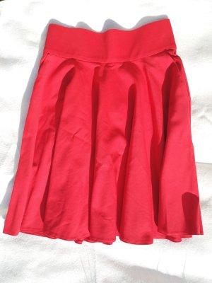 Orsay Rok met hoge taille rood