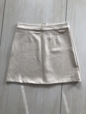 Reserved Mini rok wolwit