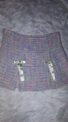 Serena Kay Tweed rok veelkleurig