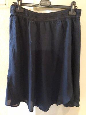Street One Broomstick Skirt dark blue