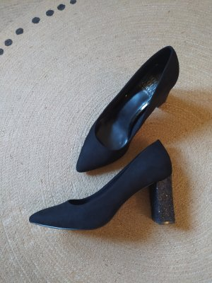 Rock your curves by Angelina K Pumps Highheels Glitzer