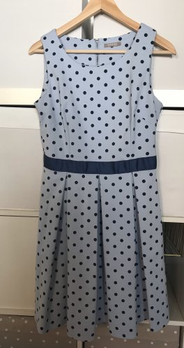 Orsay Petticoat Dress azure-dark blue