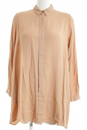Rockamora Long-Bluse nude Casual-Look