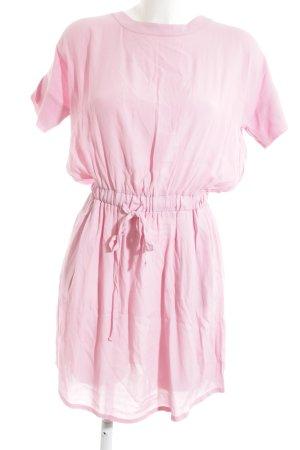 Rockamora Minikleid pink Casual-Look