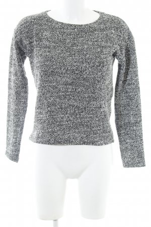 Rockamora Strickpullover meliert Business-Look