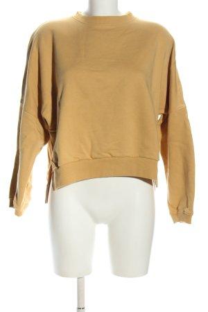 Rockamora Sweatshirt hellorange Casual-Look