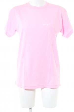 Rockamora T-Shirt pink