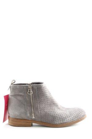 Rockgewitter Ankle Boots silberfarben Casual-Look