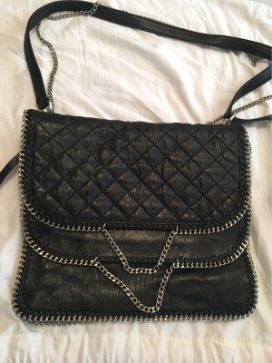 Rockig Schwarze DKNY Tasche