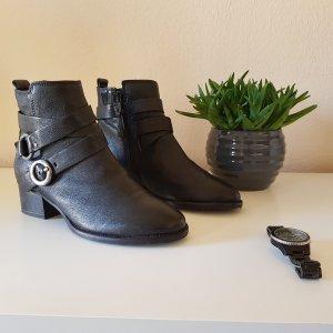 rockige Ankle Booties Gr. 38, kaum getragen