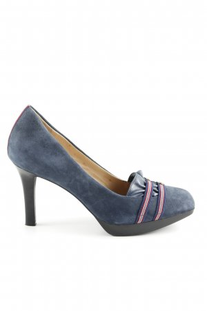 Rockport Mary Jane pumps blauw casual uitstraling