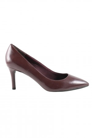 Rockport Spitz-Pumps braun Business-Look