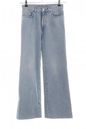 Rodebjer Hoge taille jeans blauw casual uitstraling