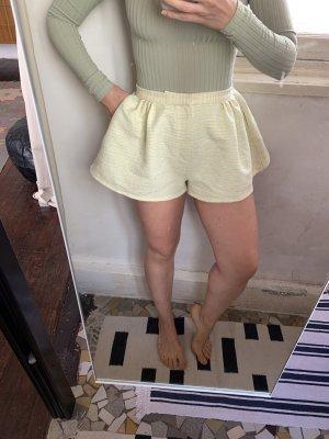 Rodebjer Shorts Gelb Gr 36 Highwaist