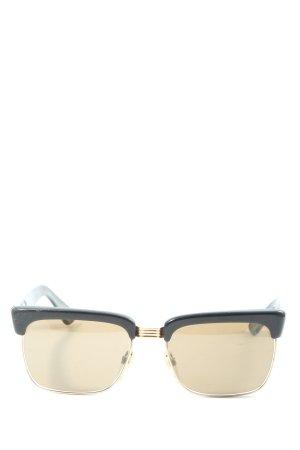Rodenstock Gafas negro-crema look casual