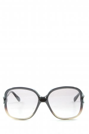 Rodenstock Oval Sunglasses black casual look