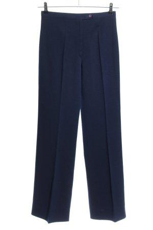Rodier Spodnie Marlena niebieski W stylu biznesowym